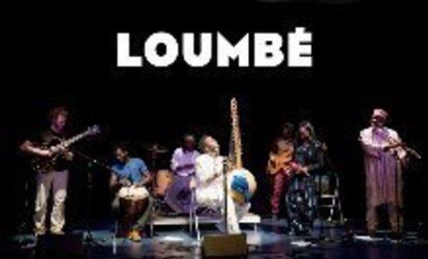 """Visuel du projet 1e album de Mamoudou Cissoko & de son groupe Tamaflo (""""Loumbé"""")"""
