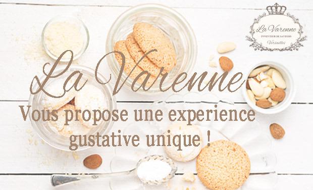 Visuel du projet LA VARENNE : Partageons un extraordinaire voyage dans le temps à la rencontre de gourmandises héritées de la cour des rois de France