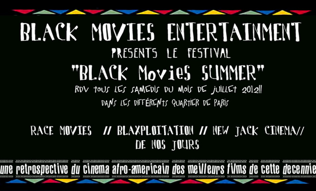 Project visual Festival Black Movies Summer
