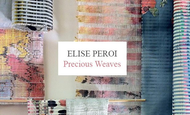 Project visual PRECIOUS WEAVES