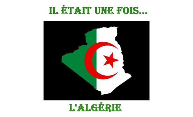Project visual Il était une fois l'Algérie