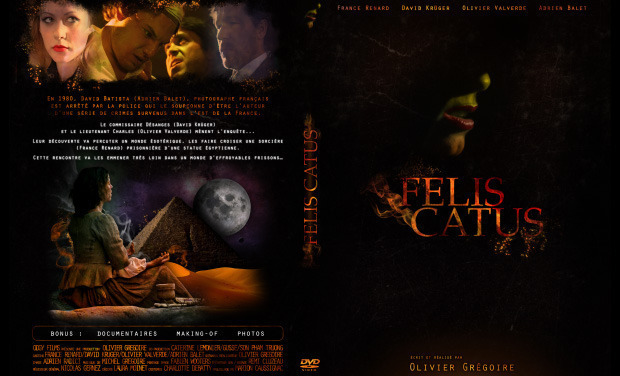 "Visueel van project Post-production du moyen métrage ""Félis Catus"""