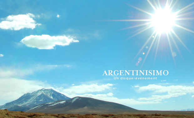 Project visual ARGENTINISIMO