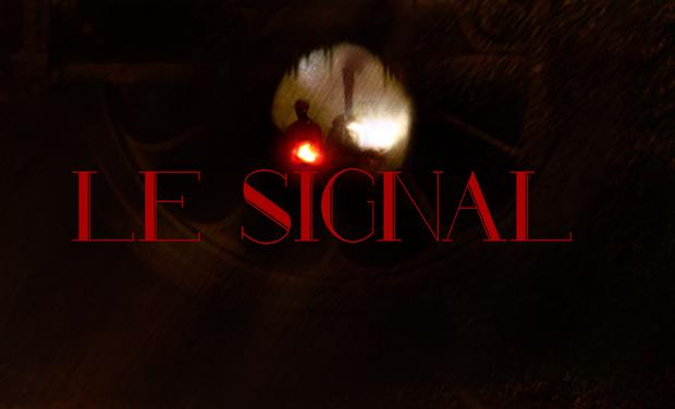 Visuel du projet Le signal court-métrage