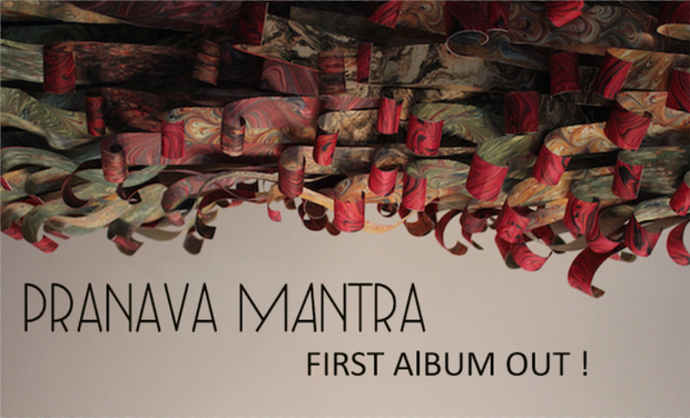 Project visual Pranava mantra - First album
