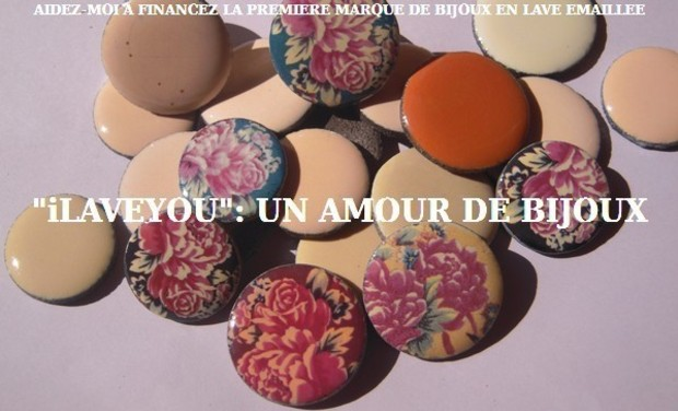 Project visual iLAVEYOU: UN AMOUR DE BIJOUX