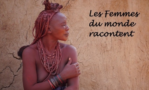 Project visual Les Femmes du Monde Racontent