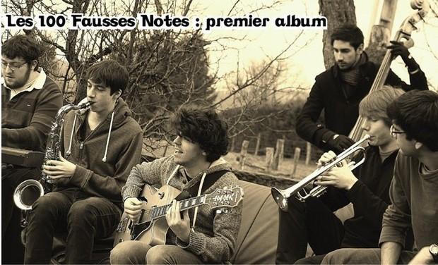 Visuel du projet Les 100 Fausses Notes: Premier Album !