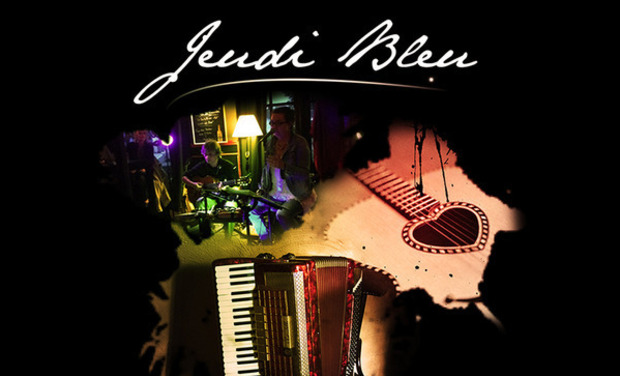 Visuel du projet JP by Jeudi Bleu : mon premier CD