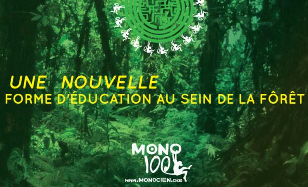 Visuel du projet Participa de una nueva forma de educación en el corazón del bosque de Ecuador