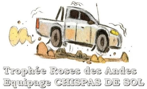 Visuel du projet Trophée Roses des Andes - Equipage CHISPAS DE SOL