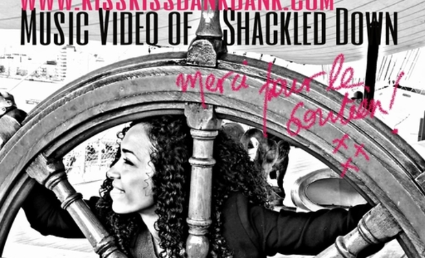 Visueel van project SHACKLED DOWN... enfin le Clip Vidéo!