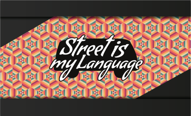 Project visual Street is my Language