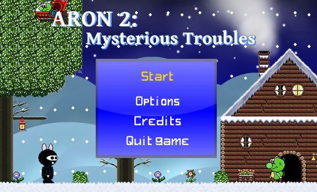 Project visual Aron 2 : Mysterious Troubles