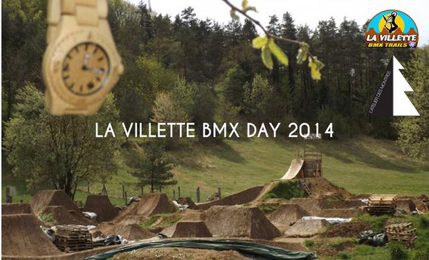 Project visual La Villette BMX Day 2014