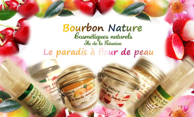 Visueel van project BOURBON NATURE : Gourmand, exotique et sensuel