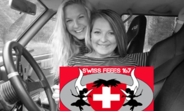 Visueel van project Swiss Fées 167 au Cap Fémina Aventure 2014