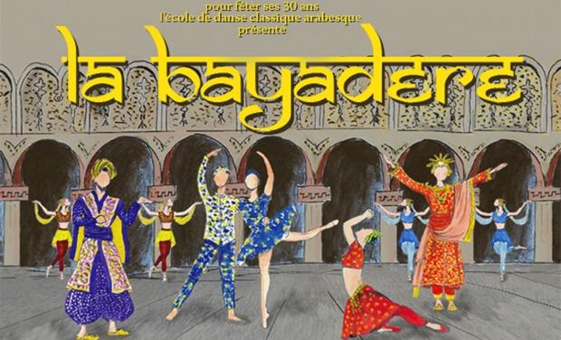 Visueel van project Des décors pour la Bayadère