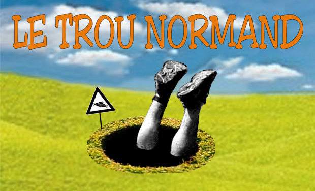 Visuel du projet Le Trou Normand au festival international d'Aurillac