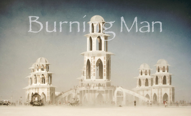 Visuel du projet Reportage Photo du Festival Burning Man 2014