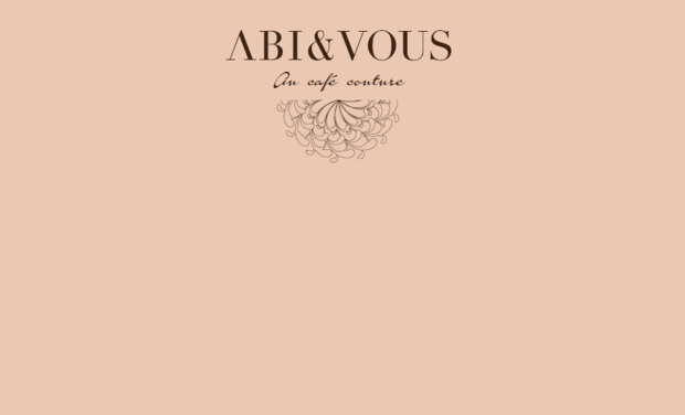 Visuel du projet Abi&Vous au café couture