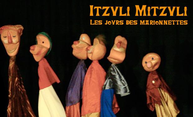 """Visuel du projet Les Jours des Marionnettes """"Itzuli Mitzuli"""""""
