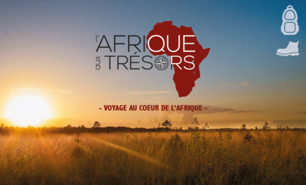 Visuel du projet L'Afrique aux Trésors