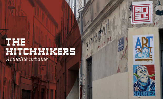 Visueel van project The Hitchhiker's - Actualité urbaine
