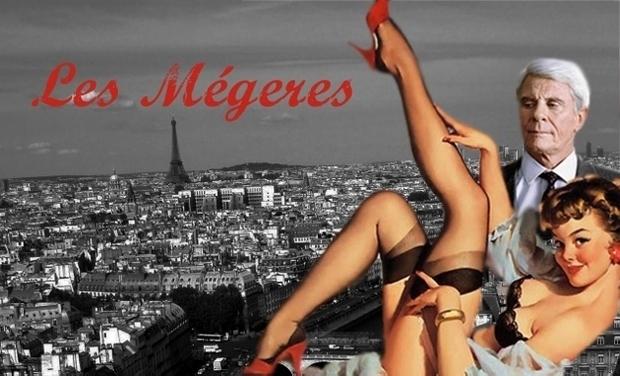Visuel du projet Les Mégères