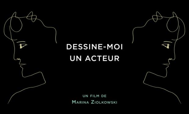 Visuel du projet Dessine-moi un acteur