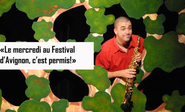 Visueel van project « Le mercredi au festival d'Avignon, c'est permis ! »