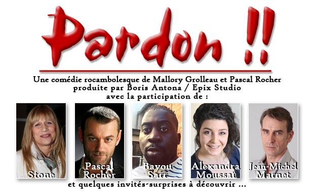 Visuel du projet Pardon !!