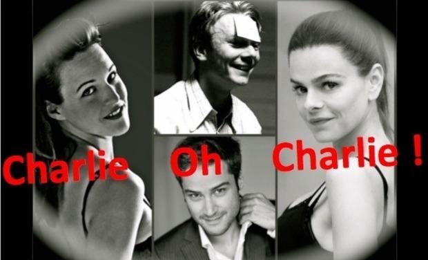 Visueel van project Charlie Oh Charlie