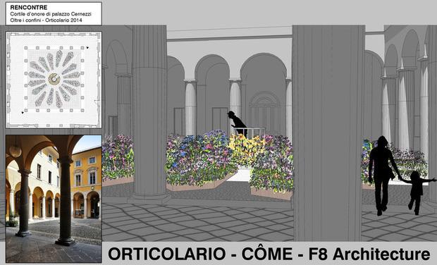 Visuel du projet Orticolario - Côme -F8 architecture