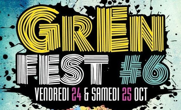 Visuel du projet GrEn Fest 6