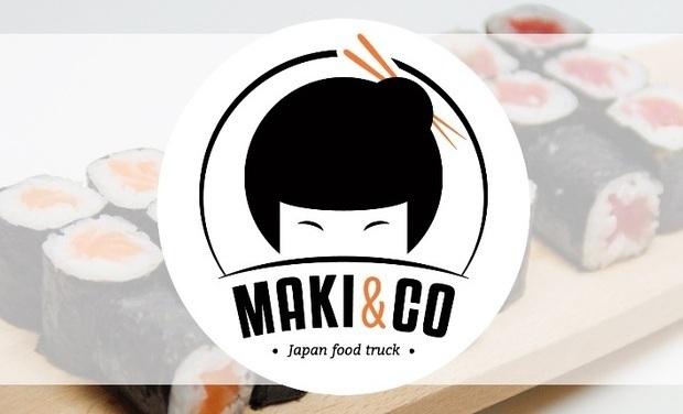 Visuel du projet Maki&Co Japan Food Truck Grenoble