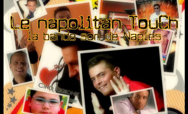 Project visual Le Napolitan Touch