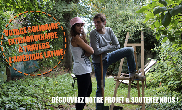 Project visual Voyage Solidaire Extraordinaire en Image