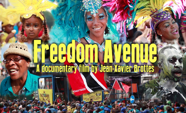 Project visual Freedom Avenue