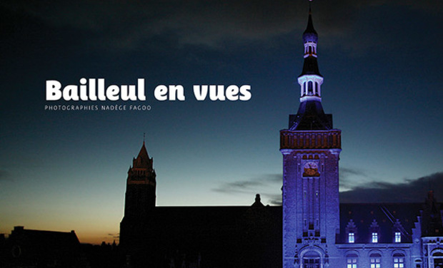 Project visual Bailleul en vues