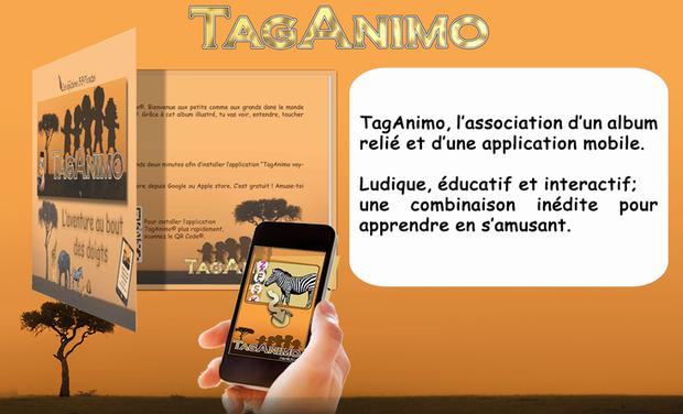 Visuel du projet TagAnimo