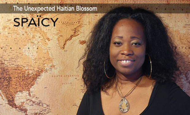 Visuel du projet The unexpected Haitian Blossom