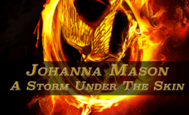 Visueel van project Johanna Mason: A Storm Under The Skin