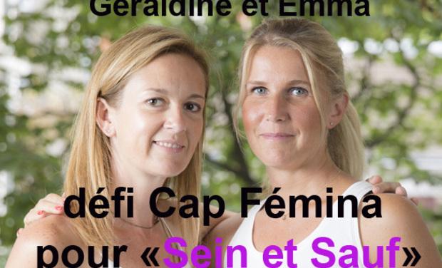 Visuel du projet RALLYE CAP FEMINA pour SEIN et SAUF