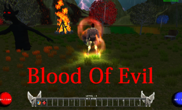 Visueel van project MMORPG - Blood Of Evil (Diablo Like)