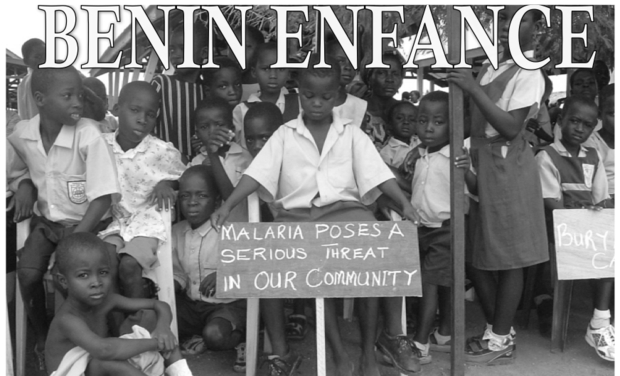 Visuel du projet Bénin Enfance