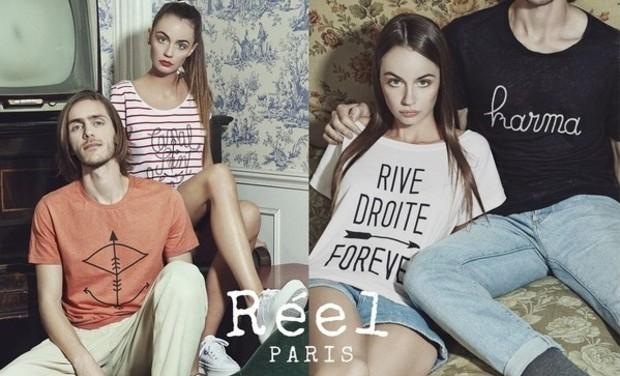 Visuel du projet RÉEL | Découvrez la mode Bobo, Casual et 100% bio
