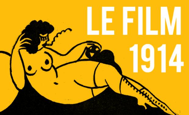 Visuel du projet Le film 1914