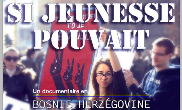 Project visual Bosnie-Herzégovine : Si jeunesse pouvait