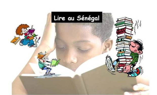 Visueel van project Lire au Sénégal